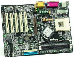 MSI-OEM-Mainboard mit nForce-Chipsatz