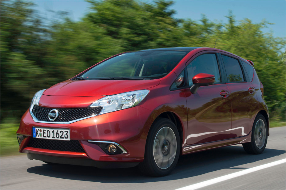 nissan note 1 2 dig s im fahrbericht preis platz hit. Black Bedroom Furniture Sets. Home Design Ideas