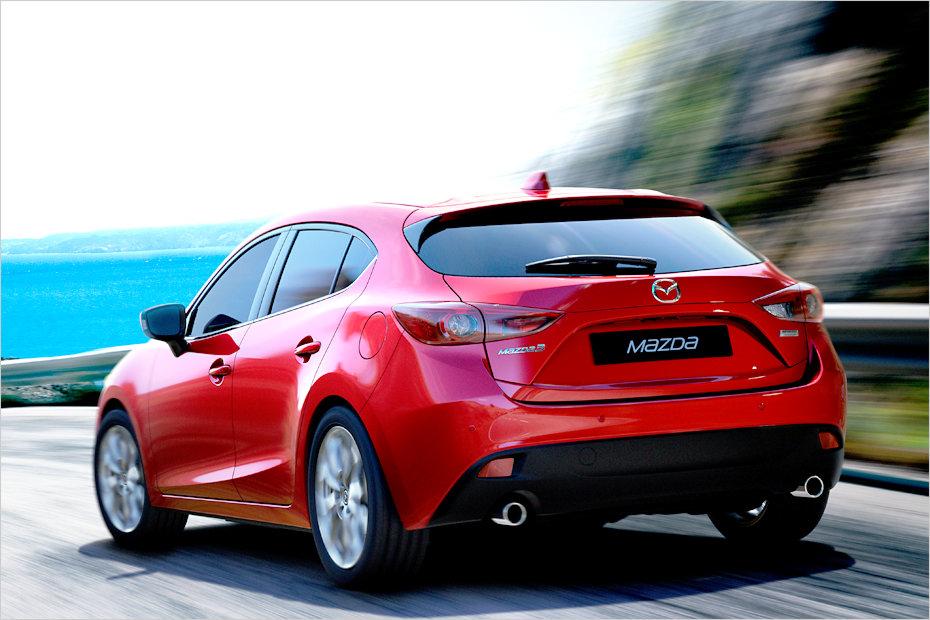 Wie fährt der neue Mazda3