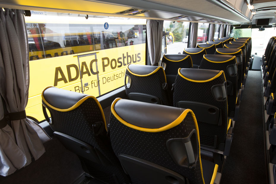 adac postbus start am 1 november 2013 auf f nf linien. Black Bedroom Furniture Sets. Home Design Ideas