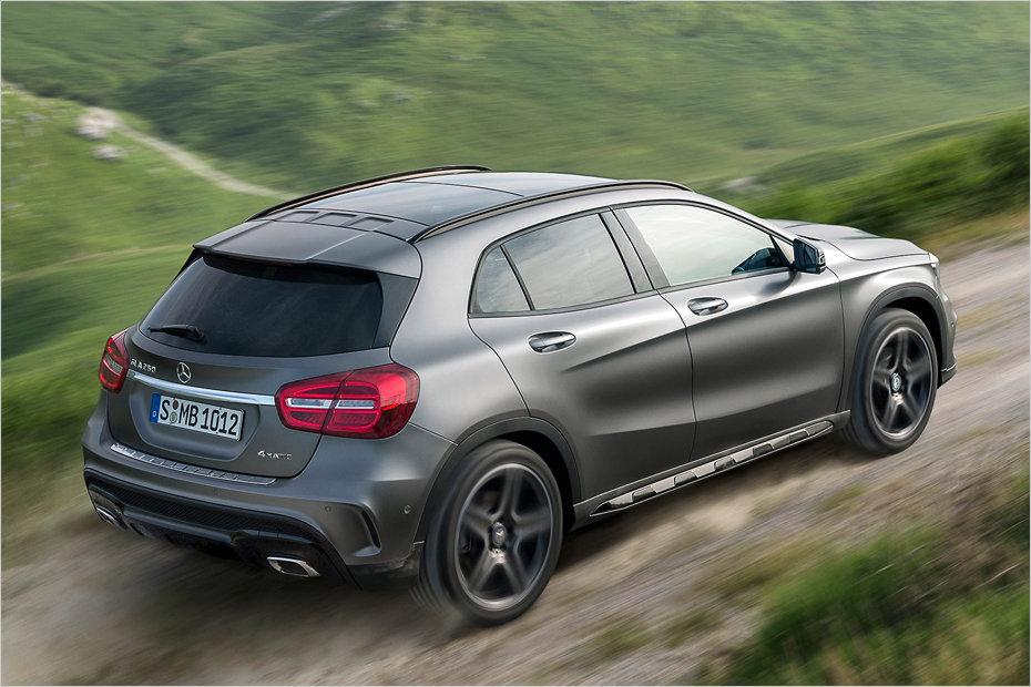 Verkaufsstart Des Mercedes Gla Heise Autos