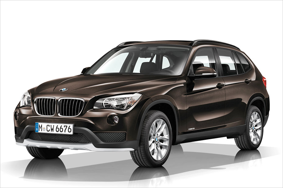 bmw x1 wird f r fr hjahr 2014 leicht berarbeitet heise. Black Bedroom Furniture Sets. Home Design Ideas