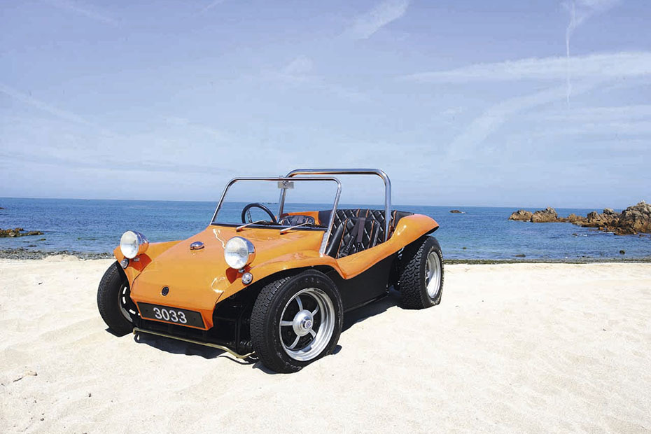 Kit Cars: Do It Yourself