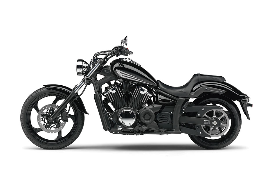 yamaha baut wieder einen chopper die xvs 1300 custom heise autos. Black Bedroom Furniture Sets. Home Design Ideas
