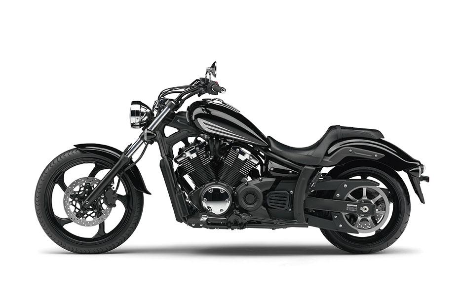 yamaha baut wieder einen chopper die xvs 1300 custom. Black Bedroom Furniture Sets. Home Design Ideas