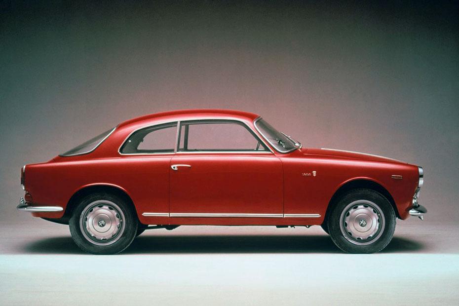 Romeos Julchen 60 Jahre Alfa Romeo Giulietta Heise Autos