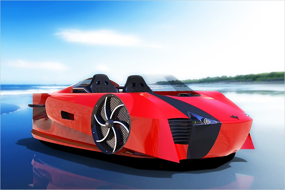 mercier jones supercraft mit wankel hybridtechnik heise autos. Black Bedroom Furniture Sets. Home Design Ideas