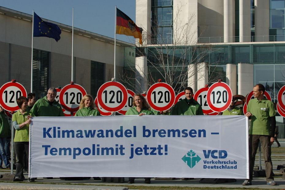 tempolimit auf autobahnen in deutschland