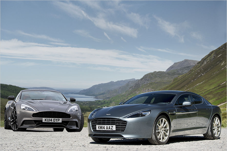 aston martin vanquish und rapide s 2015 heise autos. Black Bedroom Furniture Sets. Home Design Ideas