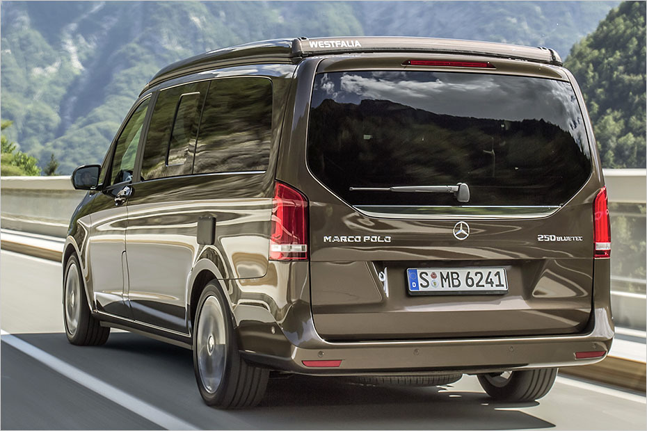 mercedes marco polo und marco polo activity camper doppel heise autos. Black Bedroom Furniture Sets. Home Design Ideas