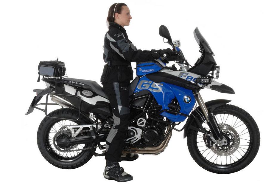 Ergonomie Am Motorrad Was Nicht Passt Wird Passend Gemacht Heise