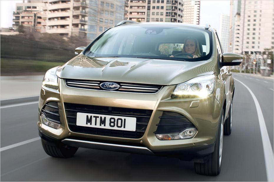 Ford Kuga erhält neue Motoren: Antriebswelle   heise Autos