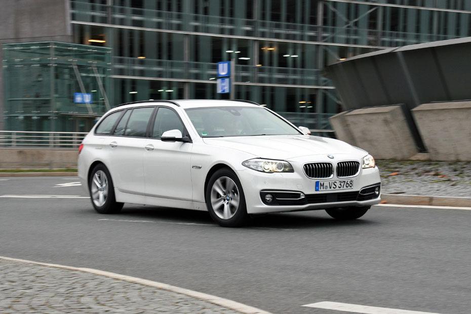 BMW 520d Mit Neuem Vierzylinder Im Test Ruhemasse