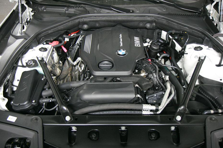 bmw 520d mit neuem vierzylinder im test ruhemasse heise autos. Black Bedroom Furniture Sets. Home Design Ideas
