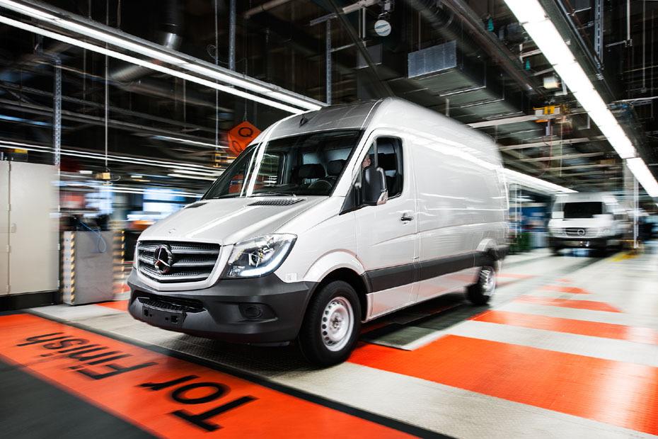 Daimler Stellenabbau