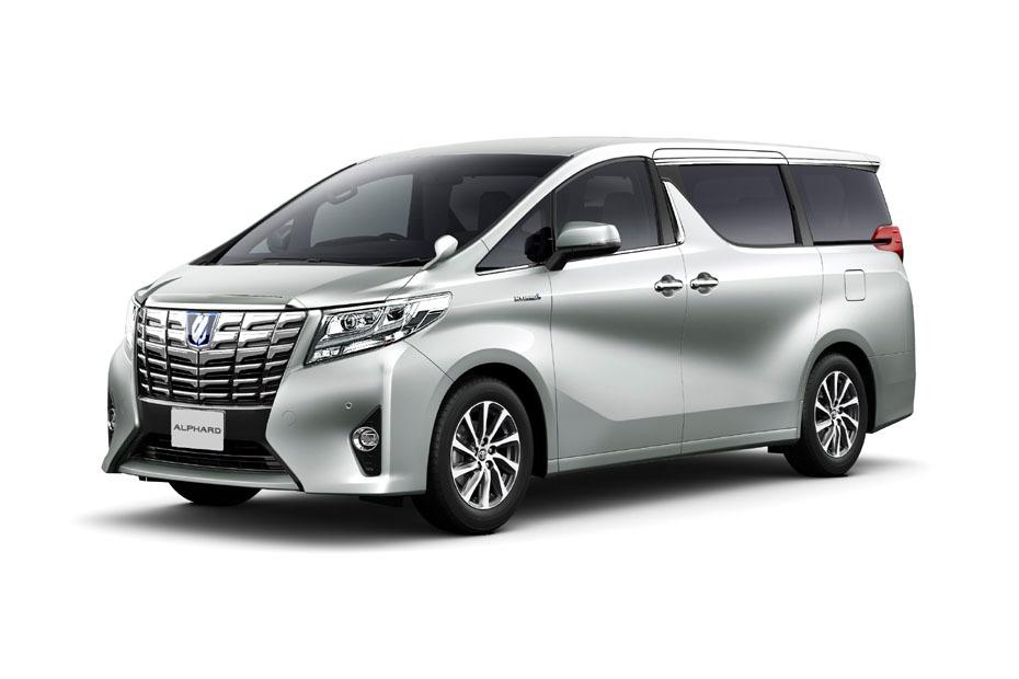 Toyota 252 Berarbeitet Seinen Luxus Van Alphard Vellfire
