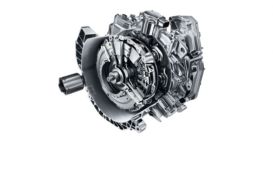 twinamic 6 gang doppelkupplungsgetriebe