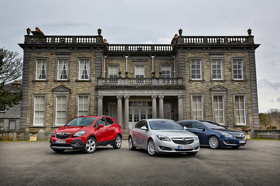 Im Fahrbericht Opel Insignia Mit Neuem 170 Ps Diesel