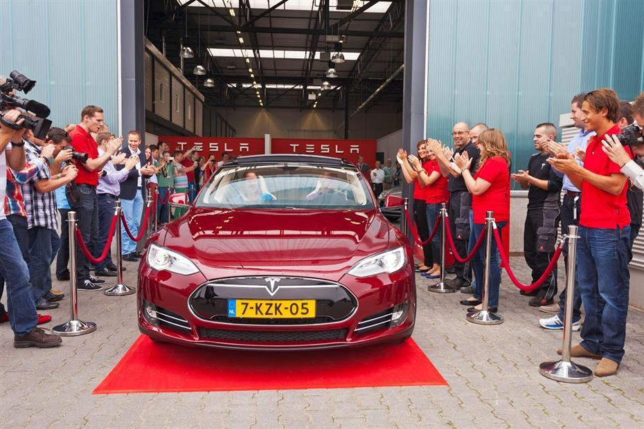 Tesla Motors verhandelt mit Lifan Group und Changan
