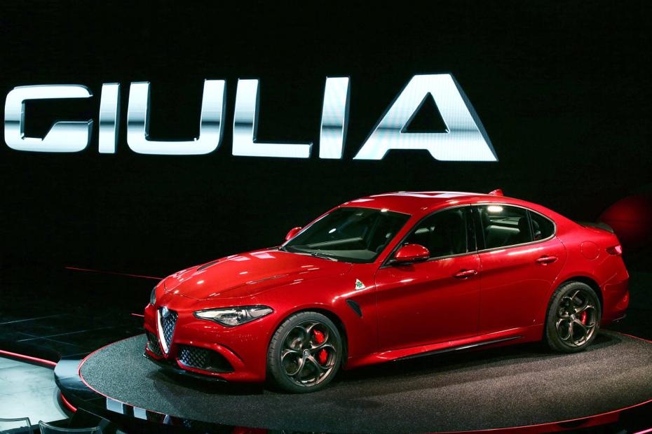Neuvorstellung: Alfa Romeo Giulia