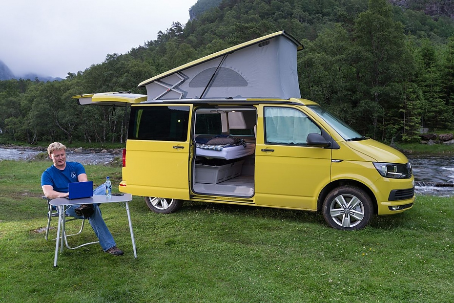 fahrbericht vw california beach heise autos. Black Bedroom Furniture Sets. Home Design Ideas