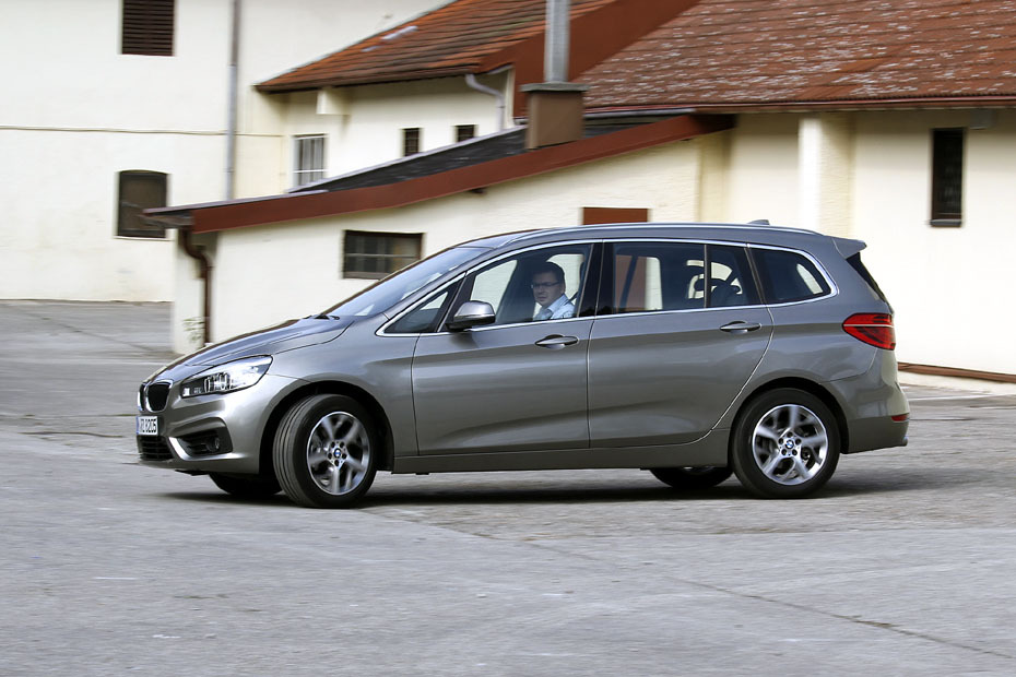 bmw 216d gran tourer im test heise autos. Black Bedroom Furniture Sets. Home Design Ideas
