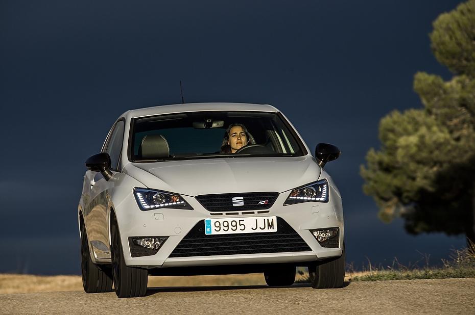 Fahrbericht: Seat Ibiza Cupra   heise Autos