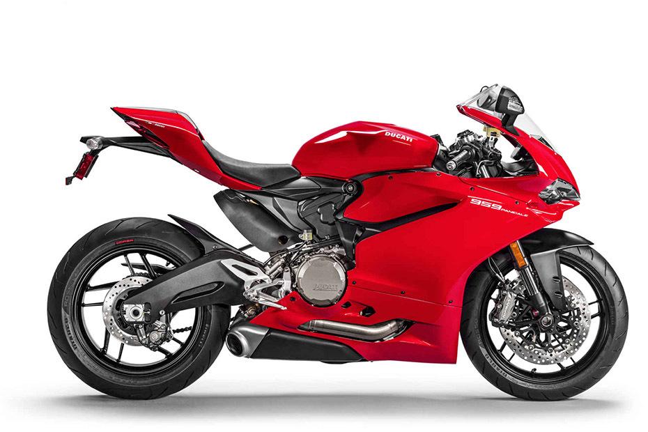 Ducati Supersport Top Speed