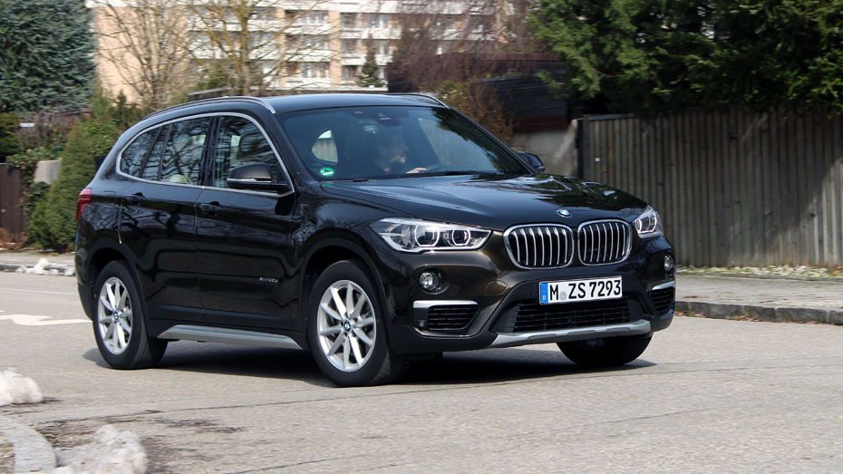 im test bmw x1 xdrive 20d heise autos. Black Bedroom Furniture Sets. Home Design Ideas