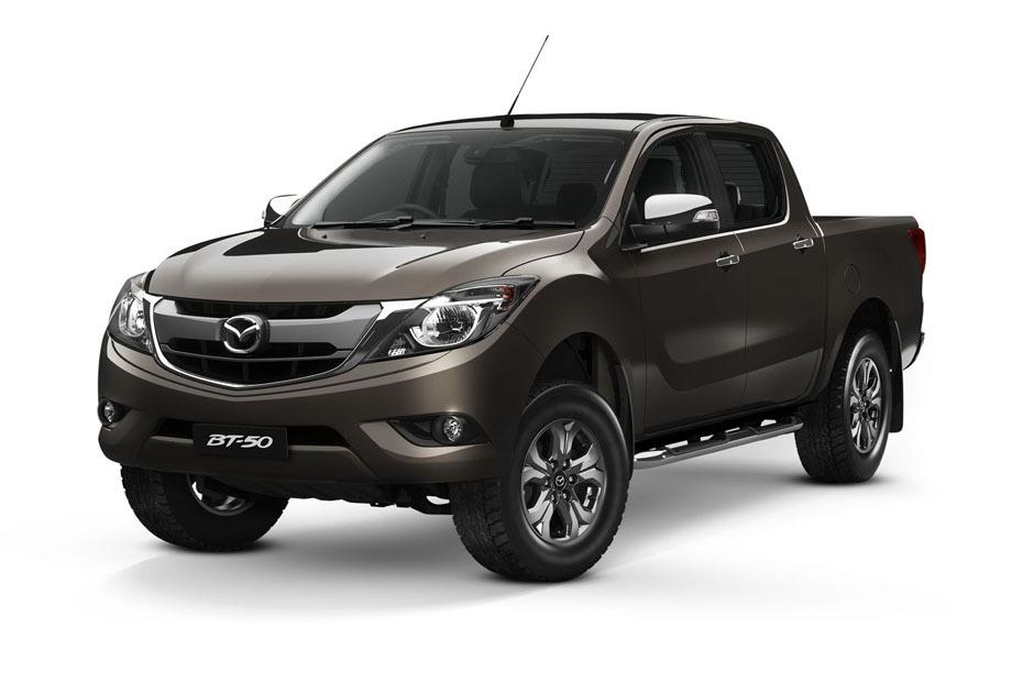 Mazda teilt sich künftig eine Pritsche mit Isuzu | heise Autos