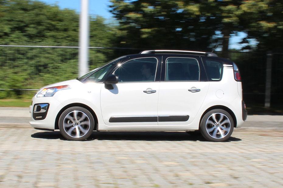 Fahrbericht: Citroën C3 Picasso PureTech 110   heise Autos