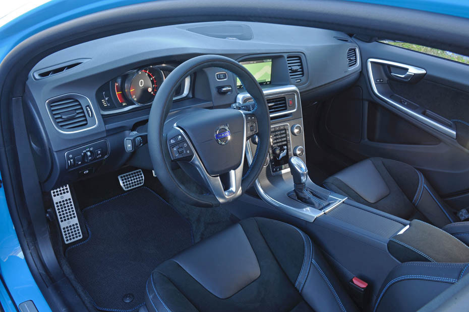 fahrbericht volvo v60 polestar heise autos. Black Bedroom Furniture Sets. Home Design Ideas