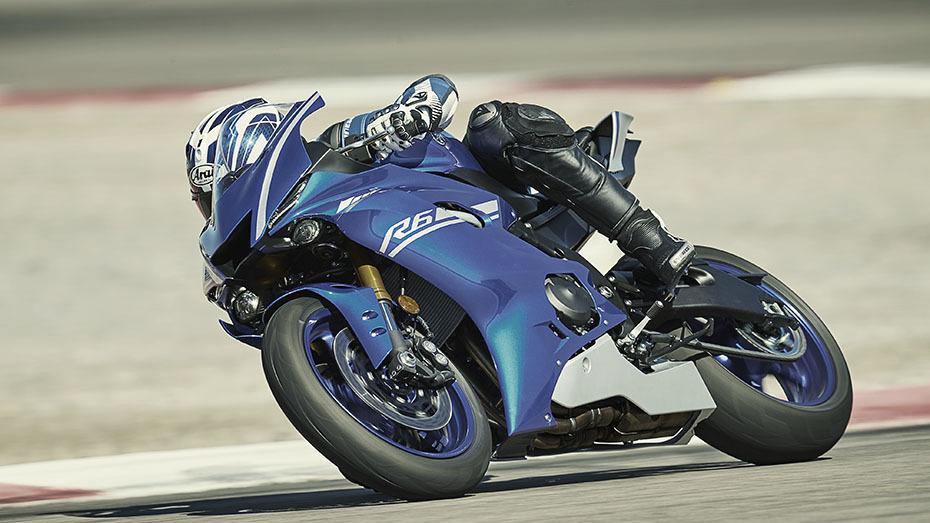 Die Neue Yamaha YZF R6