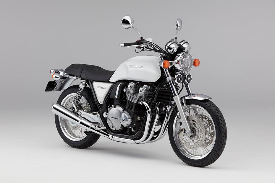 Der Letzte Fahrtwind Vierer Honda CB 1100 EX RS