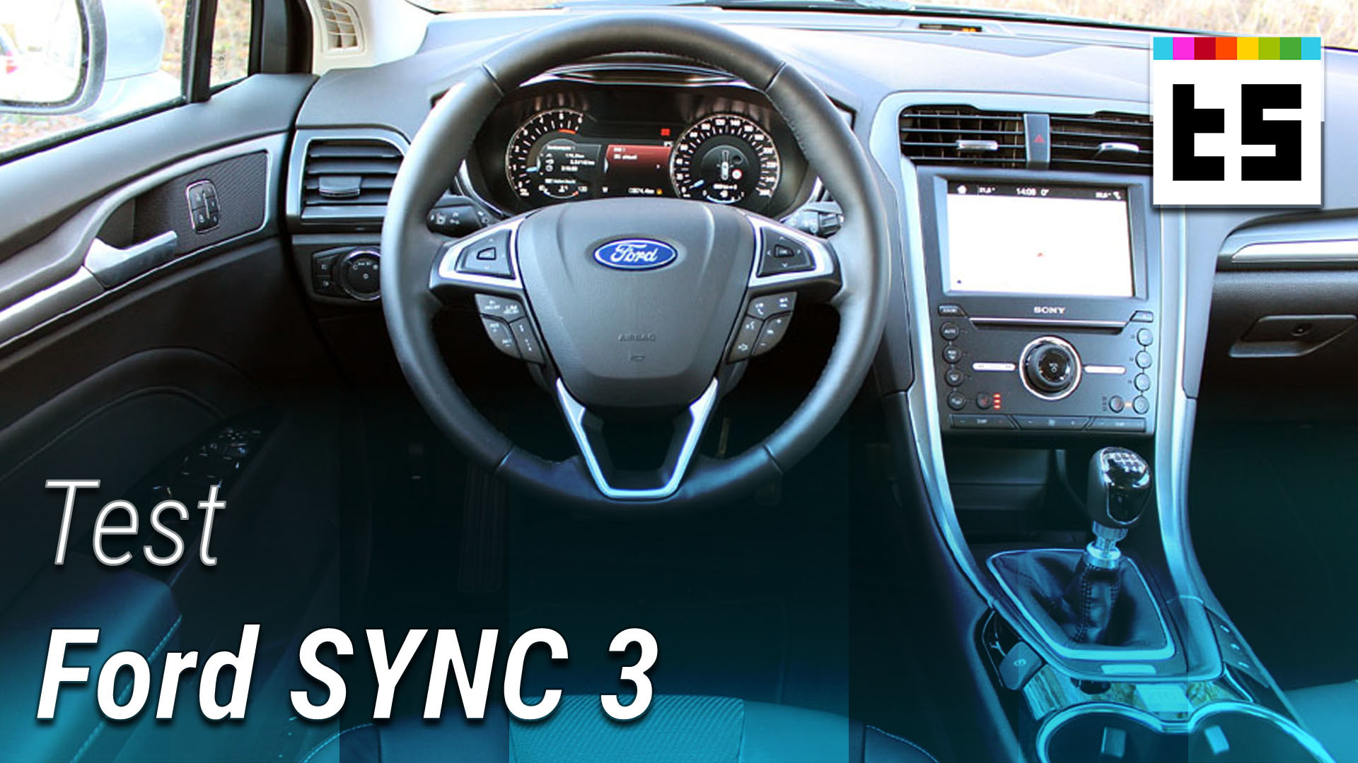 infotainment im test ford sync3 heise autos. Black Bedroom Furniture Sets. Home Design Ideas
