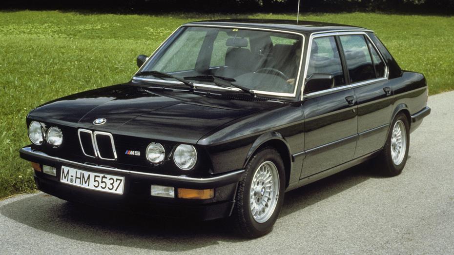 Weiß-blaue Geschichte: Die BMW-Story (Teil 2)