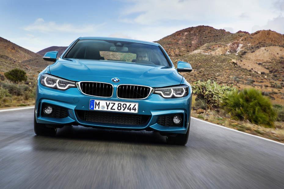 Vorstellung: Überarbeitete BMW 4er-Reihe