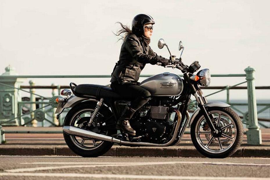 Frauenmotorräder Kommen Langsam Aber Möglicherweise Gewaltig Heise