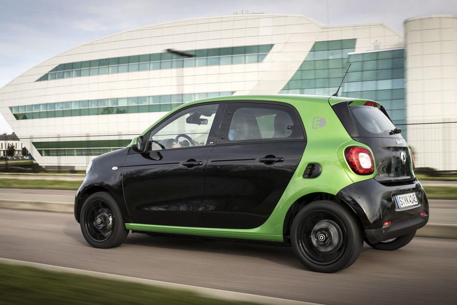 fahrbericht smart forfour electric drive heise autos. Black Bedroom Furniture Sets. Home Design Ideas