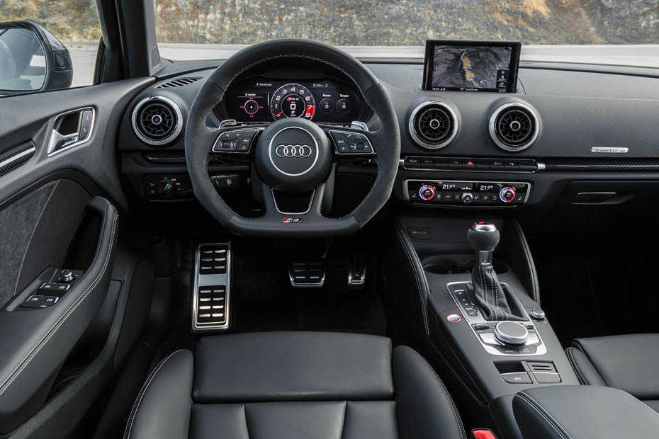 fahrbericht audi rs 3 limousine heise autos. Black Bedroom Furniture Sets. Home Design Ideas