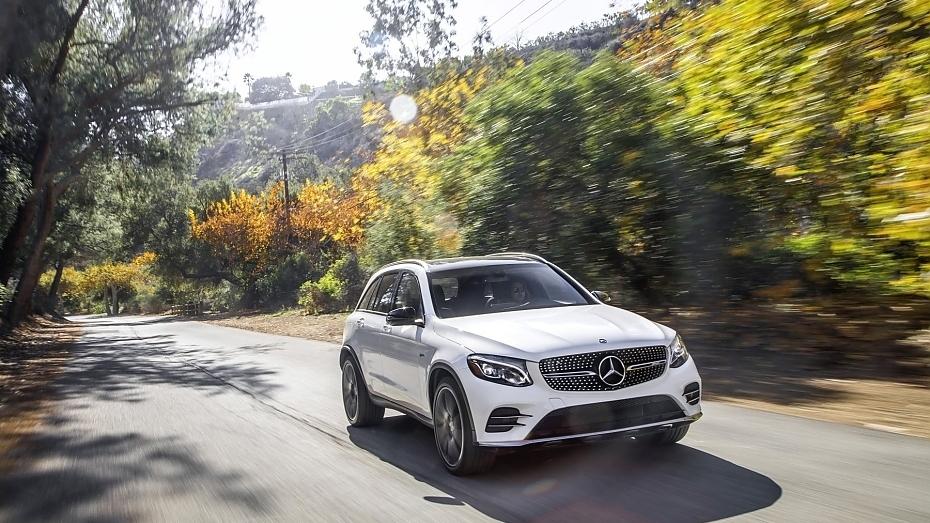 Fahrbericht Mercedes Amg Glc 43 Heise Autos