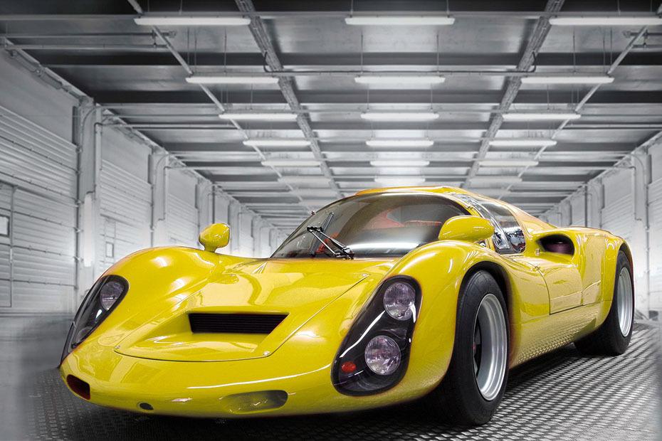 Porsche 910: Replica mit Boxer- oder E-Motor   heise Autos
