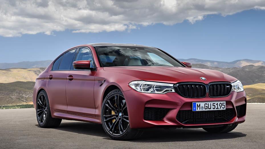 BMW M5: Vorstellung