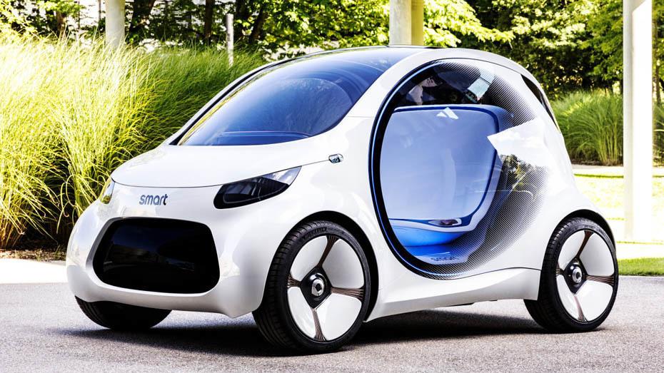 bild 1 15 autos vorstellung smart vision eq fortwo. Black Bedroom Furniture Sets. Home Design Ideas