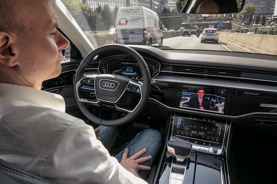autonomes fahren level 4 wann