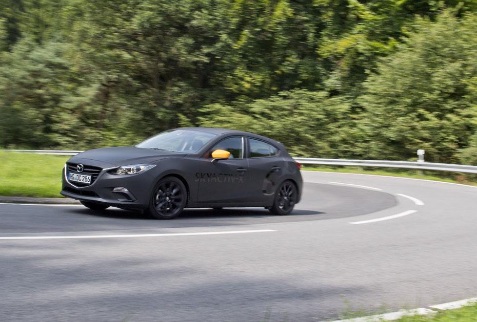 Fahrbericht: Mazda 3 mit Homogen-Benziner   heise Autos