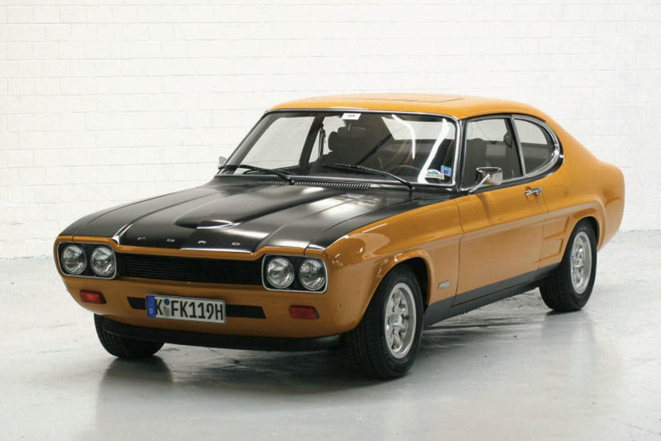 ford capri rs 2600 volahiku heise autos. Black Bedroom Furniture Sets. Home Design Ideas