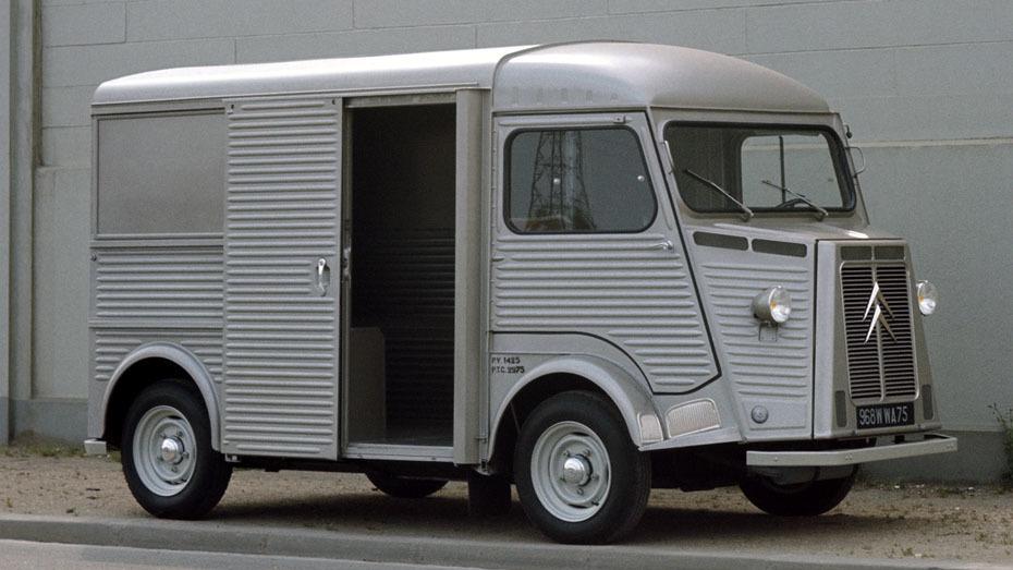 neue welle 70 jahre citro n typ h heise autos. Black Bedroom Furniture Sets. Home Design Ideas
