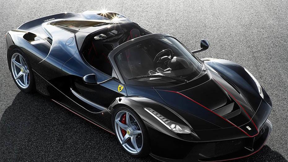 Kalendertür 13 Ferrari Laferrari Aperta Heise Autos