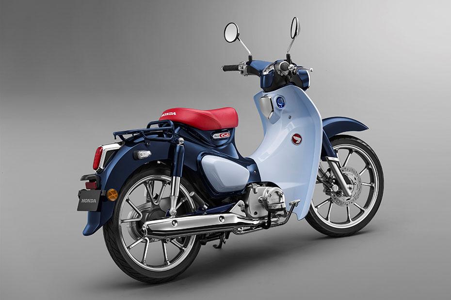 60 Jahre Honda Super Cub